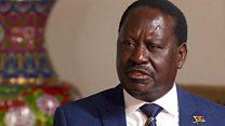 Raila Odinga veut une troisième élection d'ici Août