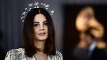 Lana Del Rey's defiant response to stalker