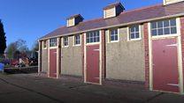Piece of WWI history hidden inside housing estate