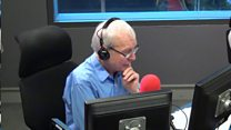Humphrys put on the spot over Carrie Gracie