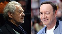 Sir Ian McKellen on Kevin Spacey