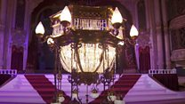 Spring clean for Blackpool Tower Ballroom