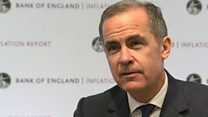 Carney: Rates to move higher 'earlier'