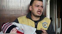 سوریه: ختيځه غوطه کې بوږنوونکی حال