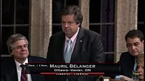 The late MP Mauril Belanger called for the national anthem to change