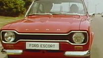 Fifty years since the first Ford Escort