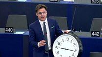 EU lawmakers debate daylight saving time