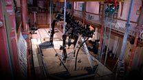 How to rebuild Dippy the diplodocus