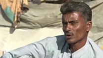 پاکستان کے موسمیاتی پناہ گزین