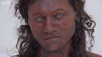 10 тысяч лет назад британцы были темнокожими?