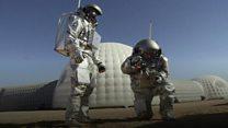 نقل المريخ إلى سلطنة عمان !