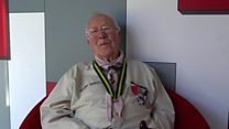 Meet the 85-year-old boy scout