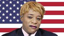 Africa's Trump impersonator