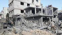 सीरिया: नाकाम रहीं शांति की कोशिशें