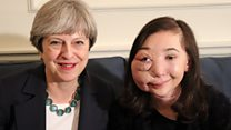 May: 'You get used to negative comments'