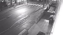 Man hurt in zebra crossing hit-and-run