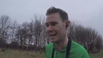 The toughest park run in the UK