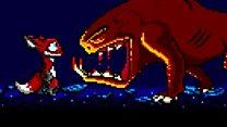 New Sega Mega Drive game made on '90s kit