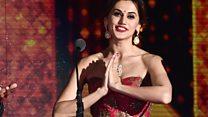 اداکارہ تپسی پنوں کے پاپا انہیں کیوں ڈانٹتے ہیں