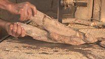 صناعة الزوارق تندثر في العراق