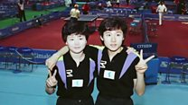 The North and South Korean ping pong pals separated for ever