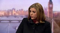 Funding warning to charities 'lacking morals'