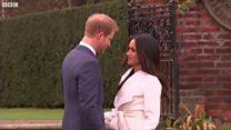 Новые подробности о свадьбе принца Гарри и Меган Маркл