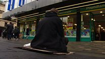 MSPs propose plan to tackle homelessness