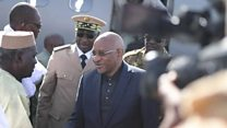 A Mopti, le PM malien annonce la présidentielle pour juillet