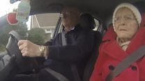 Man, 79, passes driving test
