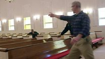How this church plans to fight a gunman