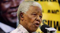 Okwu Mandela gwara ndị Saut Afịrịka
