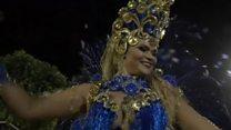 Танці карнавального Ріо: самбодром шаленіє