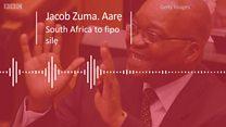 Zuma Fi ipo silẹ