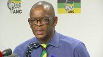 ANC seeks 'amicable' Zuma resolution