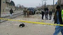 کوئٹہ میں سکیورٹی فورسز پر ایک اور حملہ