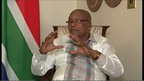 "Zuma: ""They never provided a reason"""