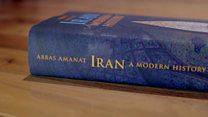 تاریخ ادبی ایران در گفتگو با عباس امانت