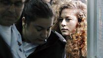 A 17 ans, la palestinienne Ahed Tamimi jugée par un tribunal militaire israélien