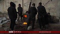 အီးယူထဲ ဝင်နိုင်ဖို့ ဆာဗီးယားကို လာကြသူများ