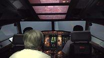 အာရှမှာလေယာဉ်မှူး သင်တန်းတက်သူ တိုးလာ