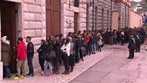 အီတလီ ရွေးကောက်ပွဲနဲ့ အလုပ်လက်မဲ့ ပြဿနာ