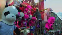 عيد الحب في إمبابة بمصر