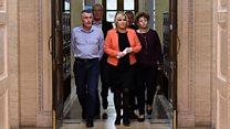 DUP had agreed a deal, says Sinn Féin