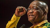 The rise and fall of Jacob Zuma