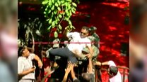 Soldiers forcibly remove Maldives MPs