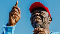 Tsvangirai: The man who took on Mugabe