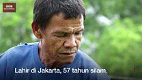 Cerita Imlek: Mengais rezeki dari makam