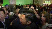 Hai nhạc sĩ Trúc Hồ và Việt Khang gặp nhau thế nào?
