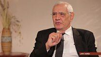 عبد المنعم أبو الفتوح لبي بي سي: التغيير في مصر يكون عبر النضال السلمي